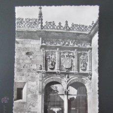 Postales: POSTAL SALAMANCA. ESCUELAS MENORES. FACHADA. Lote 46081986