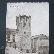 Postales: POSTAL SALAMANCA. TORRE DEL CLAVERO. . Lote 46082497