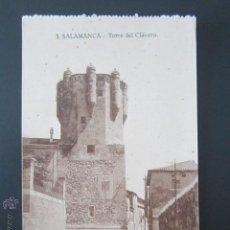 Postales: POSTAL SALAMANCA. TORRE DEL CLAVERO. . Lote 46082544