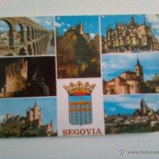 Postales: SEGOVIA. Lote 46104518