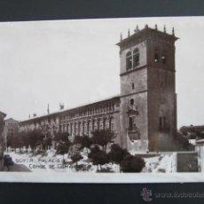 Postales: POSTAL SORIA. PALACIO DEL CONDE DE GÓMARA. Lote 46697113