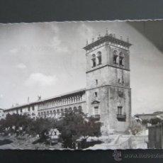 Postales: POSTAL SORIA. PALACIO DE LOS CONDES DE GÓMARA. CIRCULADA. Lote 46697235