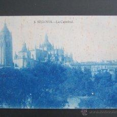 Postkarten - POSTAL SEGOVIA. LA CATEDRAL. - 46730372