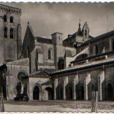 Postales: POSTAL BURGOS MONASTERIO DE LAS HUELGAS ED. GARRABELLA N0 3 . Lote 46733293