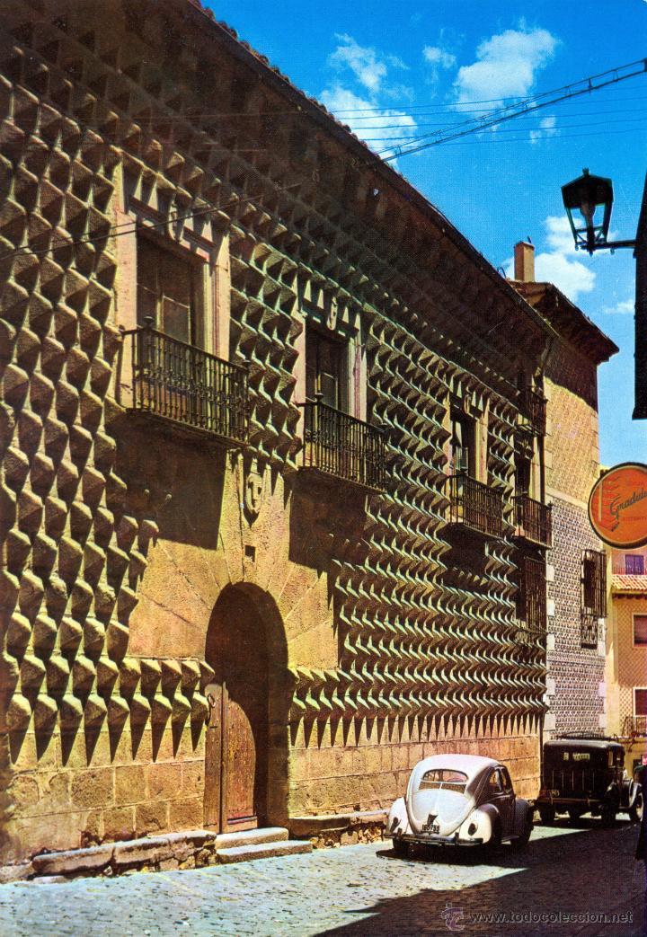 SEGOVIA. CASA DE LOS PICOS (Postales - España - Castilla y León Moderna (desde 1940))