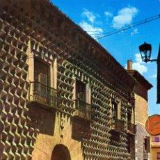 Postales: SEGOVIA. CASA DE LOS PICOS. Lote 46920617