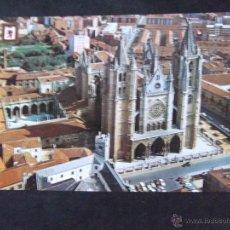 Cartes Postales: POSTALES-LEON-V29-NUEVA-VISTA AEREA. Lote 47041346