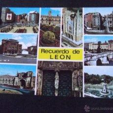 Cartes Postales: POSTALES-LEON-V29-NUEVA. Lote 47041379