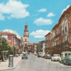 Postales: Nº 21339 POSTAL ZAMORA TORO PLAZA DE ESPAÑA. Lote 47107060