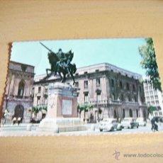Postales: BURGOS -- MONUMENTO AL CID CAMPEADOR --. Lote 47248299