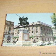 Postales: BURGOS -- MONUMENTO AL CID CAMPEADOR --. Lote 47248319