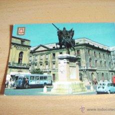 Postales: BURGOS -- MONUMENTO AL CID CAMPEADOR --. Lote 47248345