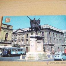 Postales: BURGOS -- MONUMENTO AL CID CAMPEADOR --. Lote 47248359