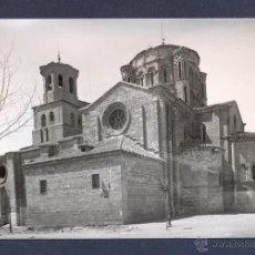 Postales: TORO ( ZAMORA ). COLEGIATA. ( ROMANICA - GOTICA SIGLO XII ). Lote 47392664
