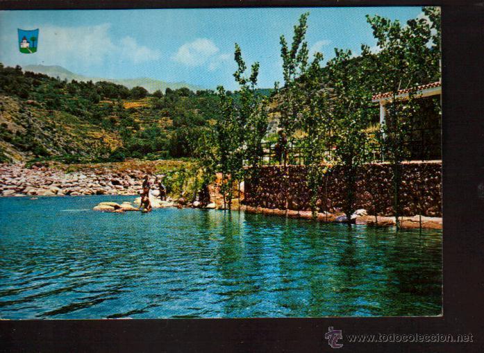 Postal de candeleda piscinas naturales mira comprar for Candeleda piscinas naturales