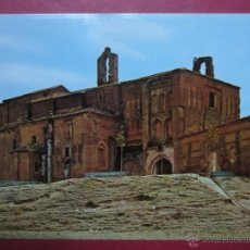 Postales: SAHAGUN. LEON.IGLESIA DE LA PEREGRINA. (ED. ALCE Nº252).. Lote 47822607