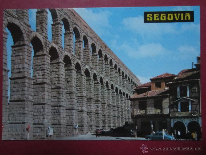 SEGOVIA. ACUEDUCTO. (Postales - España - Castilla y León Moderna (desde 1940))