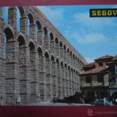 Postales: SEGOVIA. ACUEDUCTO.. Lote 47851627
