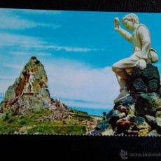 Cartoline: AMEYUGO (BURGOS). MONUMENTO AL PASTOR. FARDI. NUEVA. Lote 47897997