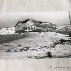Postales: FOTOGRAFIA POSTAL DEL PARADOR NACIONAL DEL TURISMO DE RIAÑO EN LEON SIN CIRCULAR. Lote 47966412