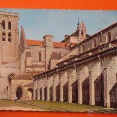 Postales: POSTAL - BURGOS - MONASTERIO LAS HUELGAS - GARRABELLA - NO CIRCULADA. Lote 48285593