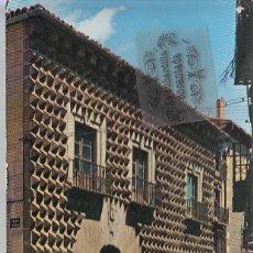 Postales: POSTAL - SEGOVIA - CASA DE LOS PICOS - GARRABELLA - CIRCULADA EN 1972. Lote 48355702
