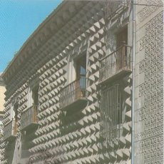 Postales: POSTAL - SEGOVIA - CASA PICOS - PARIS - NO CIRCULADA. Lote 48355816