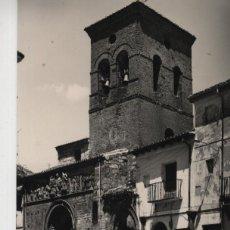 Postales: POSTAL CARRIÓN DE LOS CONDES ( PALENCIA) , IGLESIA DE SANTIAGO . Lote 48356901