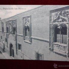 Postales: ANTIGUA POSTAL DE ZAMORA. PALACIO DE LOS MOMOS. COLECCIÓN S. GARCÍA VILAPLANA. SIN CIRCULAR. Lote 48374980