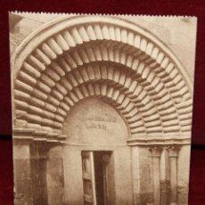 Postales: ANTIGUA POSTAL DE ZAMORA. PUERTA DE SANTIAGO DEL S. XII. COLECCIÓN S. GARCÍA VILAPLANA. SIN CIRCULAR. Lote 48375021