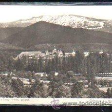 Postales: TARJETA POSTAL DE LA GRANJA, SEGOVIA - VISTA GENERAL. COLECCION LOS MEDRANOS.. Lote 48515081
