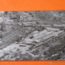 Postales: POSTAL - LEON - BARRIOS DE LUNA - IGNORO SI ES FOTO O POSTAL - NO DIVIDIDA ANOTADO 1964 9 X 14 CM.. Lote 48523575