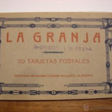 Postales: LA GRANJA,20 TARJETAS POSTALES.. Lote 48658040