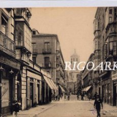 Postales: VALLADOLID.- CALLE ALFONSO XII. Lote 48802400