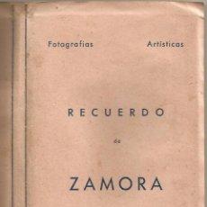 Postales: ZAMORA. Lote 49041901