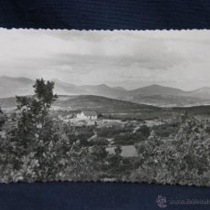 Postales: POSTAL EL ESPINAR SEGOVIA CASA LAS LANCHAS DENTADA FOTO C D. F. . Lote 49115502