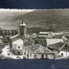 Postales: POSTAL EL ESPINAR SEGOVIA VISTA PARCIAL DENTADA NO CIRCULADA FOTO C D. F.. Lote 49115573