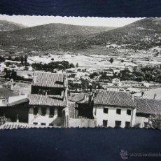 Postales: POSTAL EL ESPINAR SEGOVIA VISTA PANORAMICA NO CIRCULADA NO EDICION NO FOTOGRAFO. Lote 49126310
