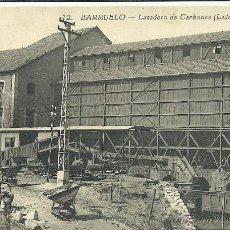 Postales: (PS-45271)POSTAL DE BARRUELO-LAVADERO DE CARBONES(LADO SUD). Lote 49217208