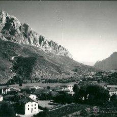 Postales: VALLE DE VALDEÓN-PICOS DE EUROPA-LEON. Lote 49227139