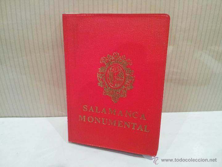 POSTALES SALAMANCA MONUMENTAL BUEN ESTADO FORMATO LIBRO VER FOTOS (Postales - España - Castilla y León Moderna (desde 1940))
