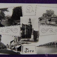 Postales: POSTAL DE TORO (ZAMORA). Nº19. EDICIONES ALARDE. AÑOS 50. Lote 49657412