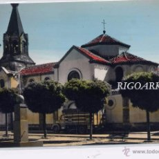 Postales: ALAR DE REY (PALENCIA).- IGLESIA NTRA. SRA. DEL CARMEN. Lote 49972867