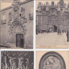 Postales: P- 1838. LOTE 5 POSTALES DE BURGOS. HAUSER Y MENET.. Lote 50115315