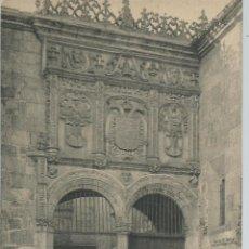 Postales: POSTAL ANTIGUA DE SALAMANCA - ENTRADA AL INSTITUTO - FOTO THOMAS SIN CIRCULAR . Lote 50355423