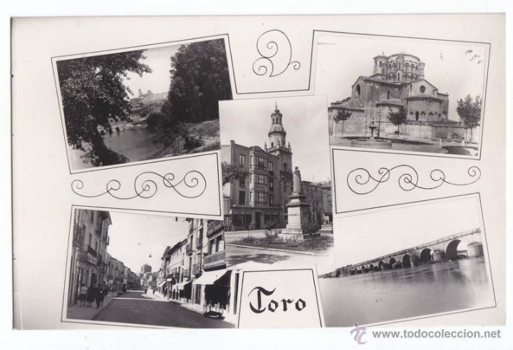 POSTAL. TORO. ZAMORA. EDICIONES ALARDE. (Postales - España - Castilla y León Moderna (desde 1940))