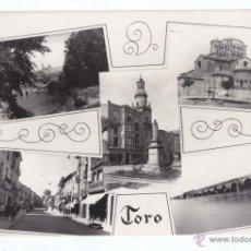 Postales: POSTAL. TORO. ZAMORA. EDICIONES ALARDE.. Lote 50850381