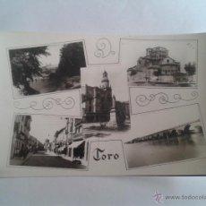 Postales: POSTAL ANTIGUA DE TORO, ZAMORA SERIE DE IMAGENES, EDICIONES ALARDE - OVIEDO. Lote 50932697