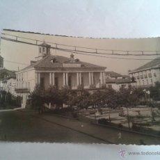 Postales: POSTAL ANTIGUA DE TORO, ZAMORA PLAZA DE ESPAÑA CON LA CASA CONSISTORIAL AL FONDO, FOTO PARRA. Lote 50932727