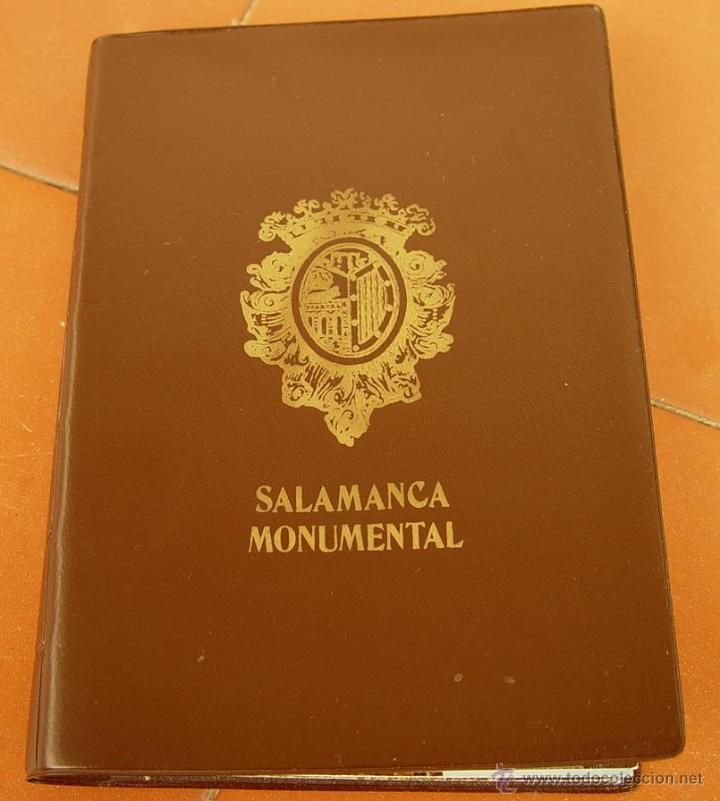 Postales: Coleccion Postales de Salamanca Monumental--- sanna - Foto 3 - 51198003